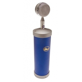 BLUE BOTTLE TUBE MICROPHONE