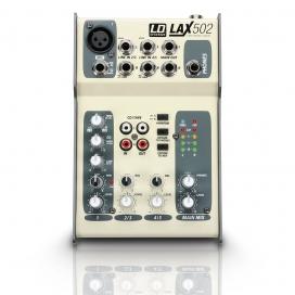 LD SYSTEMS LAX502 MIXER 5 CANALI