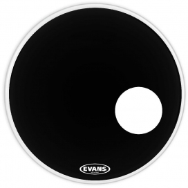 EVANS BD20RB EQ3 RESONANT BLACK