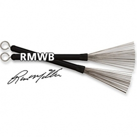 VIC FIRTH AB-RMWB RUSS MILLER WIRE BRUSH