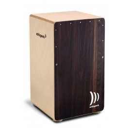 SCHLAGWERK CP 408 CAJON TWO IN ONE QUERCIA