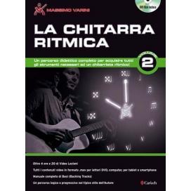 VARINI LA CHITARRA RITMICA V.2 + DVD ML3767