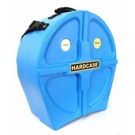 HARDCASE HNP14S-LB SNARE CASE LIGHT BLUE