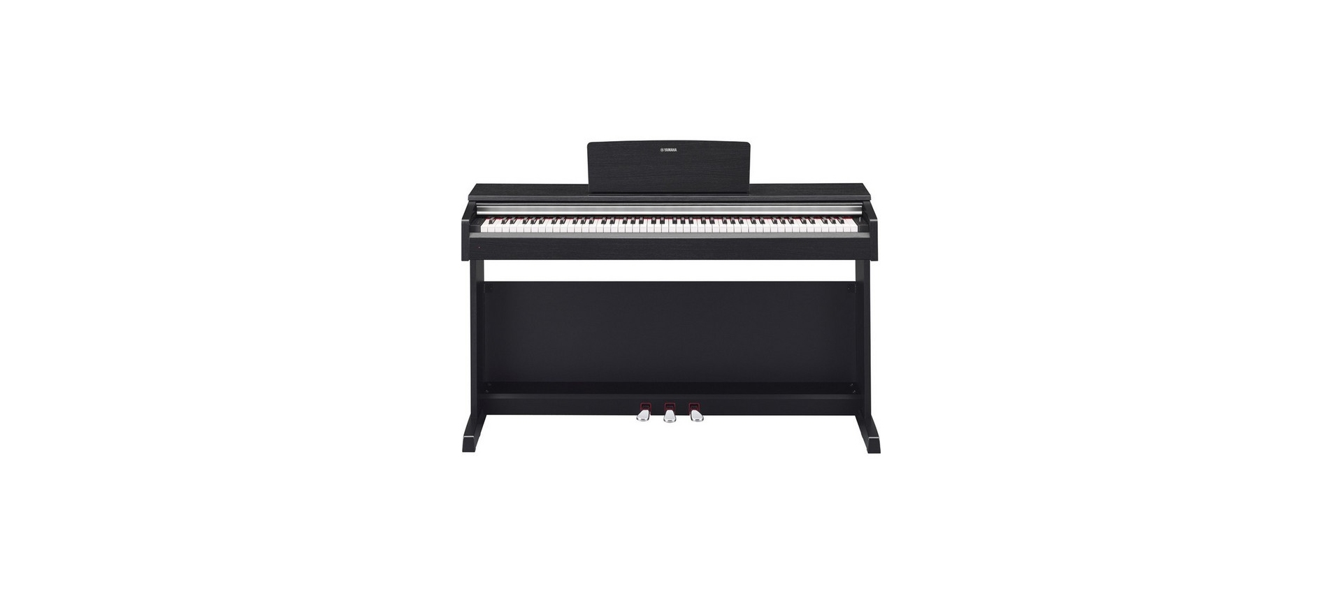 yamaha ydp 142b digital piano nero satinato con mobile. Black Bedroom Furniture Sets. Home Design Ideas