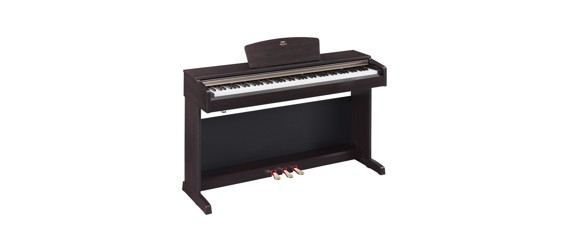 yamaha ydp161 digital piano con mobile. Black Bedroom Furniture Sets. Home Design Ideas