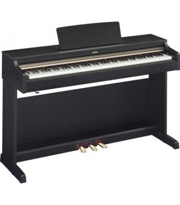 yamaha ydp 162b digital piano nero satinato. Black Bedroom Furniture Sets. Home Design Ideas