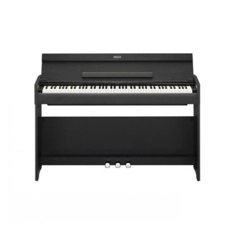 yamaha ydp s51b piano digitale nero con mobile. Black Bedroom Furniture Sets. Home Design Ideas
