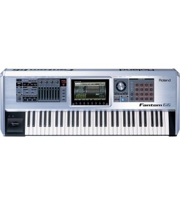 ROLAND FANTOM-G6+ARX01/ARX02 EXP MUSIC WORKSTATION