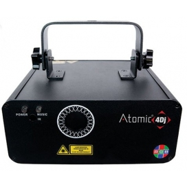 ATOMIC4DJ LASER 3D-S RGB 300MW