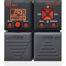 ZOOM B1ON BASS MULTIEFFECT