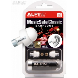 ALPINE MUSIC SAFE CLASSIC 2014 EARPLUG PROTECTION SYSTEM