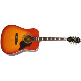 EPIPHONE HUMMINGBIRD ARTIST FADED CHERRY EPIPHONE CLUB LIMITED EDITION