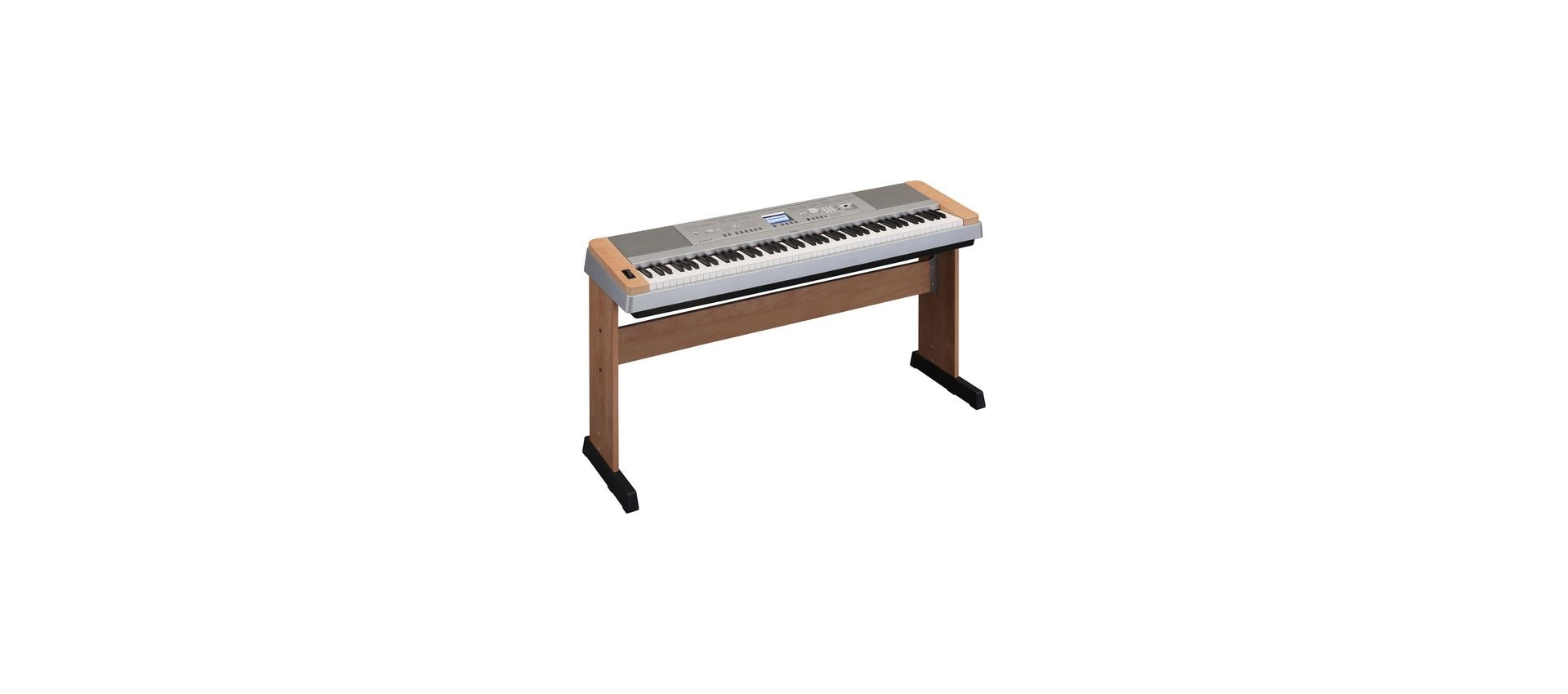 yamaha dgx640c digital keyboard cherry stage piano
