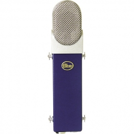 BLUE BLUEBERRY CARDIOID MIC