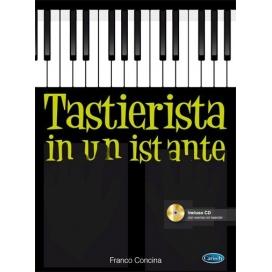 CONCINA TASTIERISTA IN UN ISTANTE + CD MB426