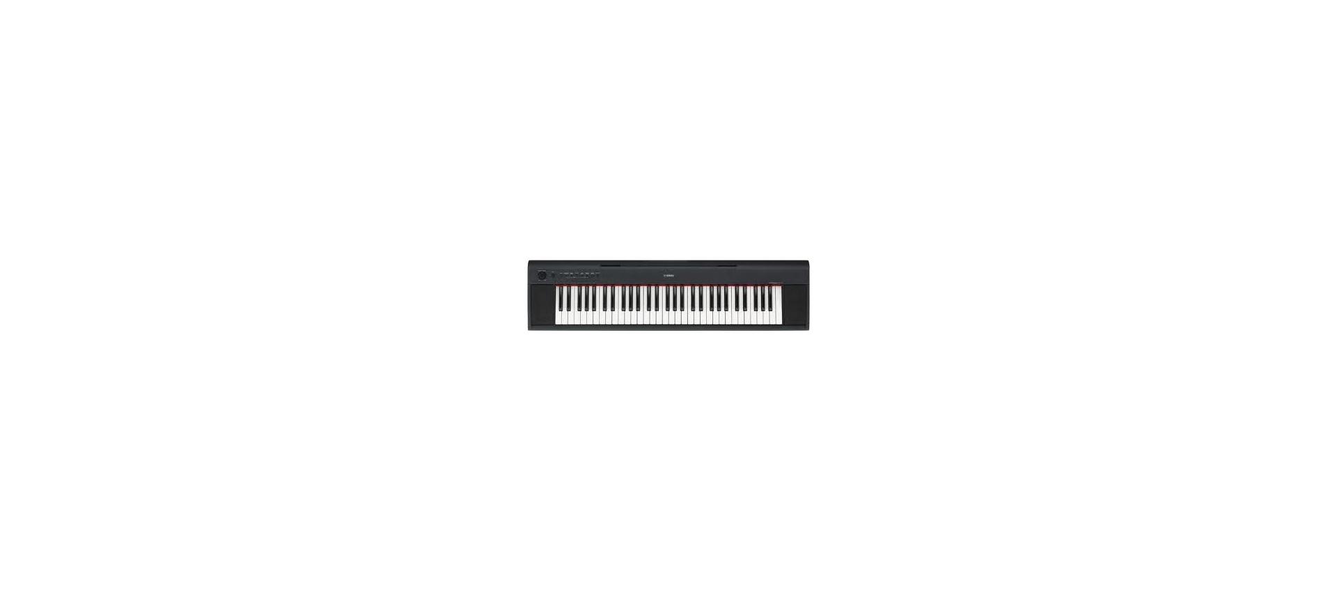 Yamaha np11 digital piano 61 keys compatti for Yamaha np11 digital piano