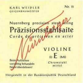 NUERNBERG PRAZISION VOLLKERN 4/4 MI ACCIAIO/CROMO