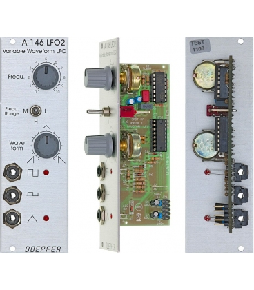 doepfer a 146 low frequency oscillator 2 lfo 2 luckymusic. Black Bedroom Furniture Sets. Home Design Ideas