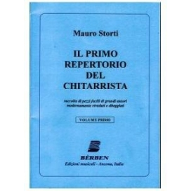 STORTI IL PRIMO REPERTORIO DEL CHITARRISTA