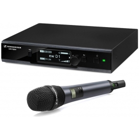 SENNHEISER EWD1835 VOCAL SET DIGITAL 2.4 GHZ WIRELESS SYSTEM