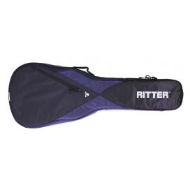 RITTER RGP5-L BORSA PER LES PAUL® BLU/NERA