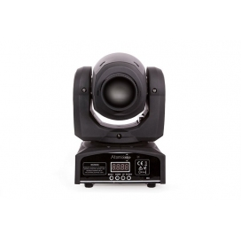 ATOMIC4DJ ML12S MINISPOT TESTA MOBILE 12W LED 62035