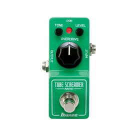 IBANEZ TS MINI TUBE SCREAMER MINI