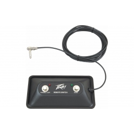 PEAVEY FOOTSWITCH VALVEKING 2 BUTTON CHANNEL/BOOST