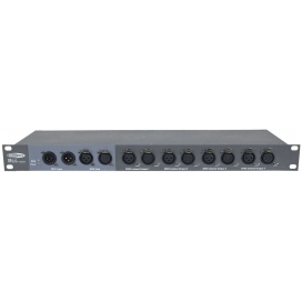 SHOWTEC DB1-4 4CH SPLITTER BOOSTER DMX 50780