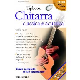 PINKSTERBOER TIP BOOK CHITARRA CLASSICA ED ACUSTICA