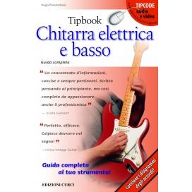 PINKSTERBOER TIP BOOK CHITARRA ELETTRICA E BASSO
