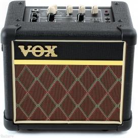 VOX MINI3-G2 COMBO CLASSIC AMP. A BATTERIE