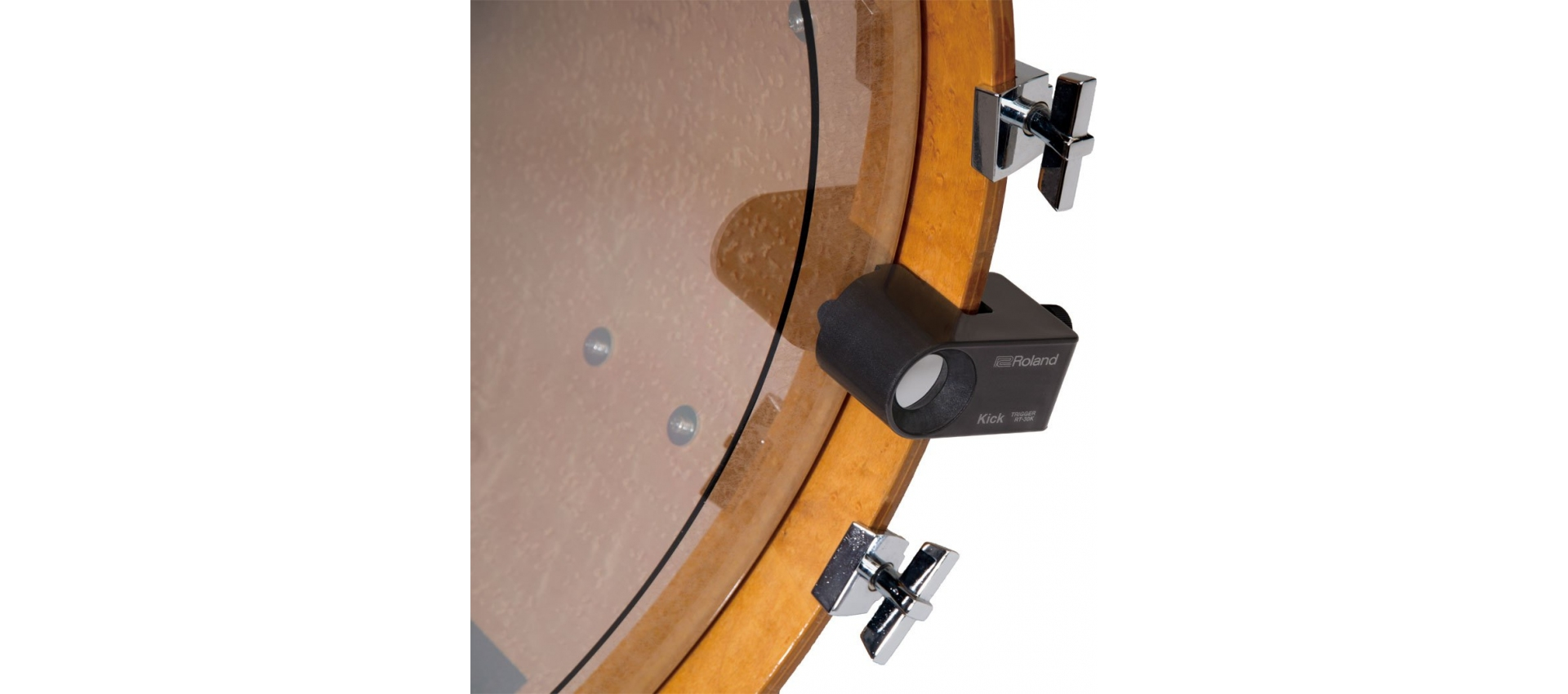 roland rt30k acoustic drum trigger luckymusic. Black Bedroom Furniture Sets. Home Design Ideas
