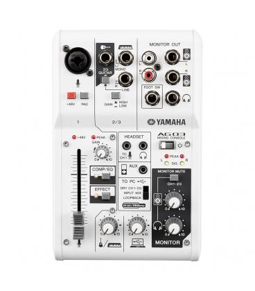 YAMAHA AG03 INTERFACCIA AUDIO USB 2.0