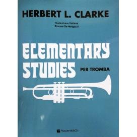 CLARK H. ELEMENTARY STUDIES - TRADOTTO ITALIANO