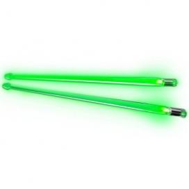 FIRESTIX FX12SGRE BACCHETTE IN PLASTICA - GREEN