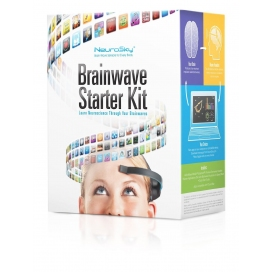 SOUND MACHINES NEUROSKY BRAINWAVE STARTER KIT