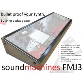 SOUND MACHINES FM3J CASE PER SISTEMI EURORACK