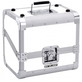RELOOP 80 RECORD CASE WHITE