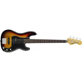 SQUIER PRECISION BASS PJ VINTAGE MODIFIED 3 TONE SUNBURST
