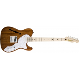 SQUIER CLASSIC VIBE TELECASTER THINLINE NATURAL MAPLE NECK