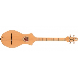 SEAGULL MERLIN MAPLE TOP DULCIMER STYLE