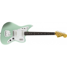 SQUIER JAGUAR VINTAGE MODIFIED ROSEWOOD SURF GREEN