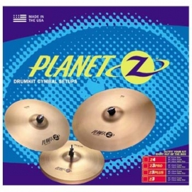 ZILDJIAN PLANET Z SET