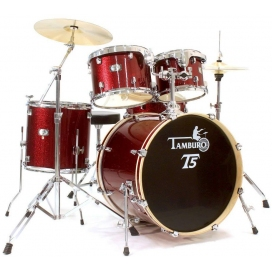 TAMBURO T5P20RSSK RED SPARKLE