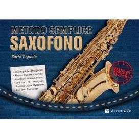 TOGNOLA METODO SEMPLICE SAXOFONO MB582