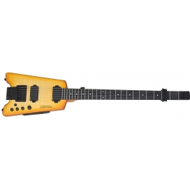 STEINBERGER SYNAPSE TRANSCALE ST-2FPA CUSTOM TRANS AMBER