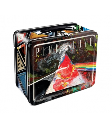 aquarius pink floyd metal tin lunch box luckymusic. Black Bedroom Furniture Sets. Home Design Ideas
