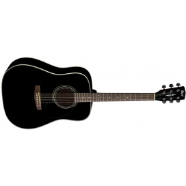 CORT EARTH 70 OPB CHITARRA ACUSTICA OPEN PORE BLACK