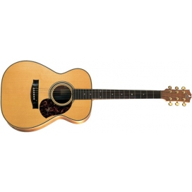 MATON EBG808 ARTIST SMALL BODY ACOUSTIC ELECTRIC ALL SOLID WOOD